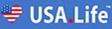 USA.Life Social Network Logo